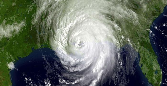 Uragany - Природные катаклизмы: наводнение в США