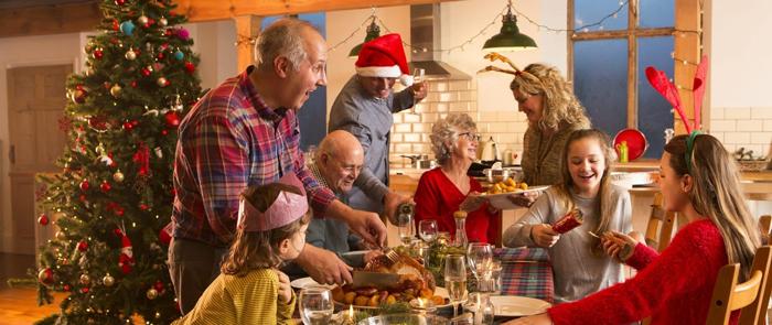 Vecher nakanune Rozhdestva - Рождество в Нью-Йорке - сказочный праздник