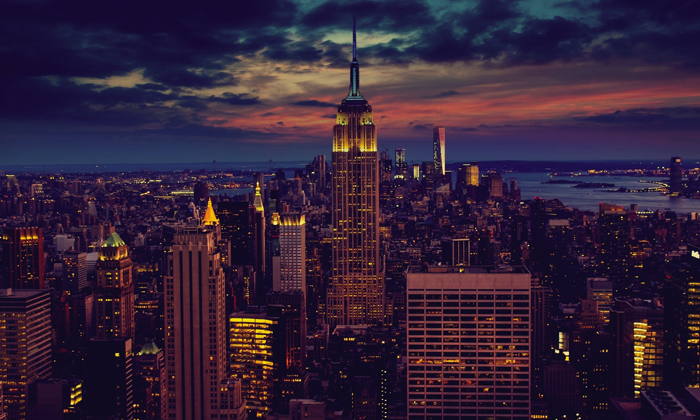 Vyshe kryshi neboskreby Nyu Jorka1 - Выше крыши – небоскребы Нью-Йорка