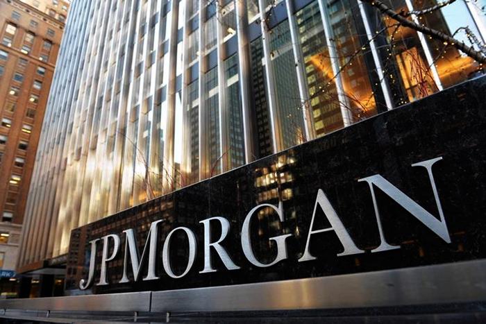 Glavnyj ofis banka J. P. Morgan - Уолл-стрит: главная финансовая улицы Нью-Йорка
