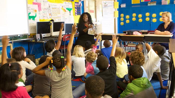 Nachalnaya shkola - Особенности американского образования: плюсы и минусы