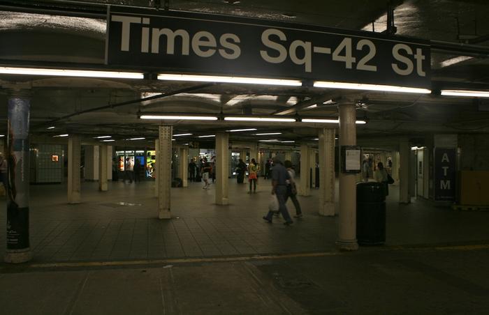 Times Square 42 - Нью-Йорк сегодня