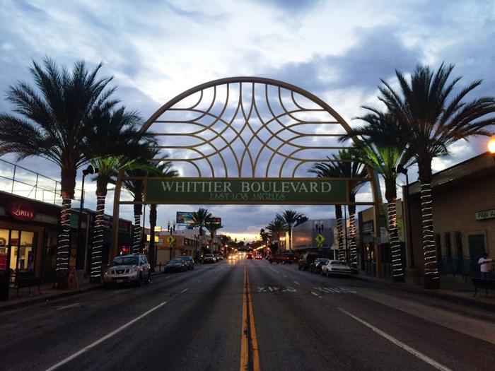 Восточный Лос-Анджелес