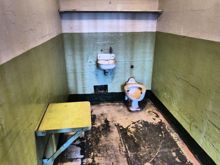 Byt tyurmy - Тюрьма Алькатрас и история знаменитого острова