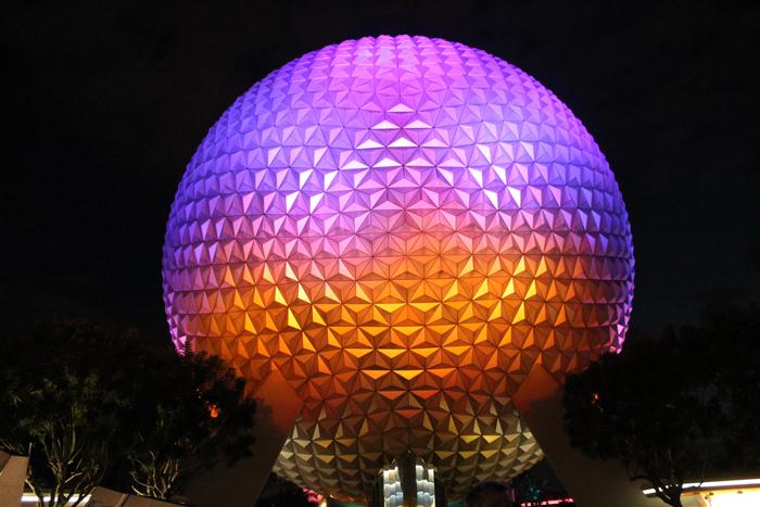 Epcot Center - Лучшие парки развлечений в Орландо, штат Флорида