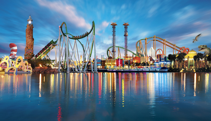 Luchshie parki razvlechenij v Orlando - Лучшие парки развлечений в Орландо, штат Флорида