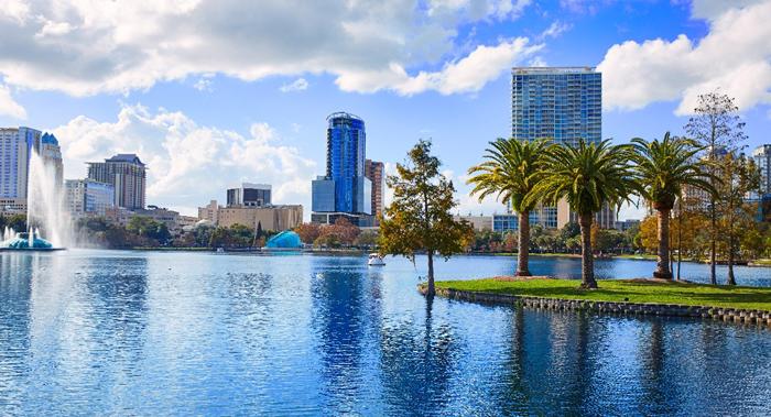 Orlando shtat Florida - Орландо, штат Флорида: история, достопримечательности города