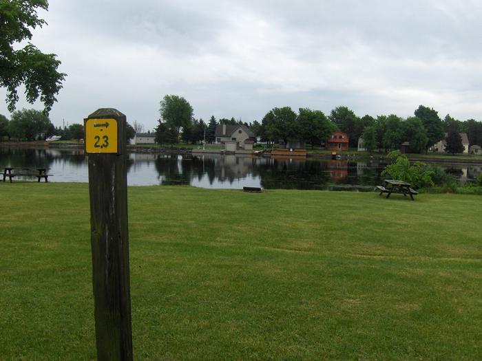 Park Long Point - Озеро Эри