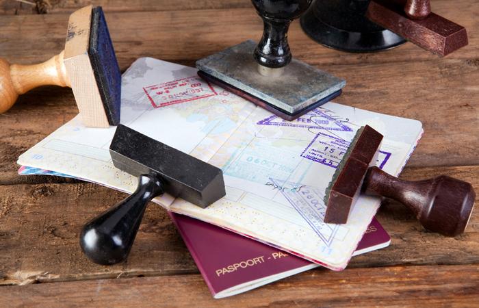 Razreshenie na vizovyj vezd - Как отследить статус паспорта с визой США?