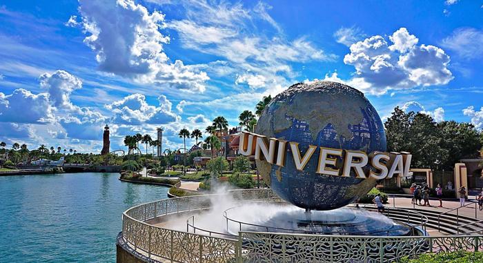 Universal Orlando Resort - Лучшие парки развлечений в Орландо, штат Флорида