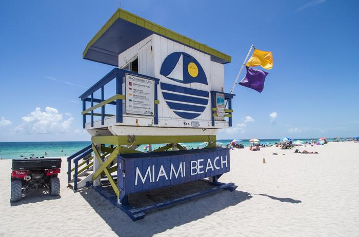 Luchshie plyazhi Majami - Лучшие пляжи Майами