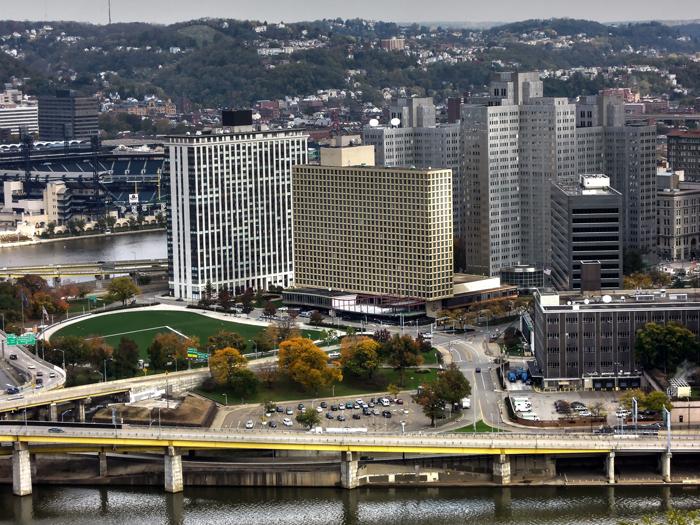 Pittsburg sovremennyj - Питтсбург, Пенсильвания: экономика, история и основные достопримечательности