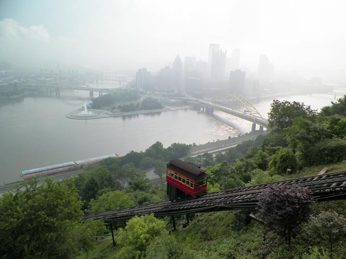 Pittsburg turisticheskij - Питтсбург, Пенсильвания: экономика, история и основные достопримечательности