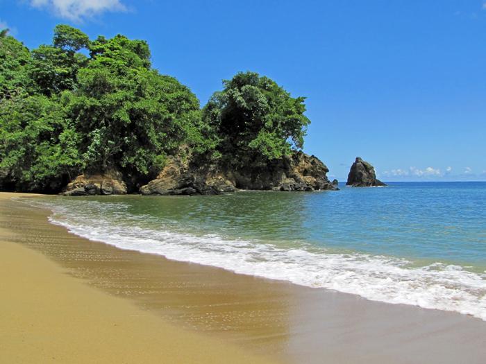 Пляж Тринидад