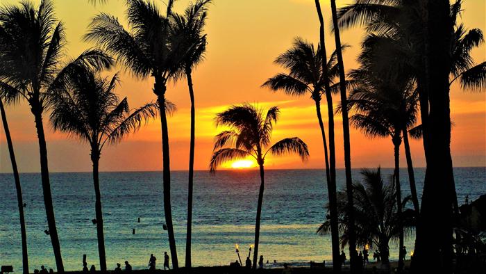 Plyazhi na Gavajyah - Самые лучшие пляжи США