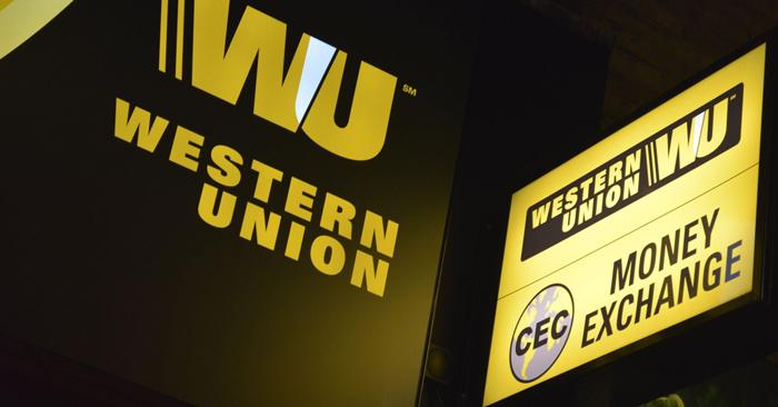Western Union - Как перевести деньги из США в Россию?