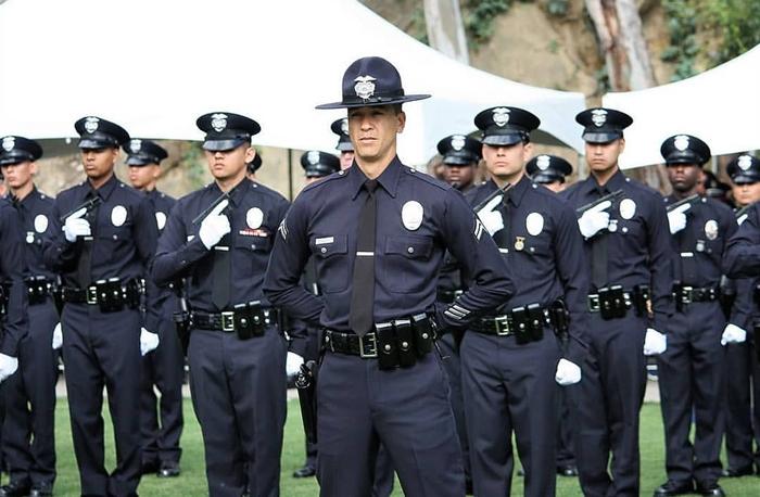 Karera v politsii SSHA - Полиция США