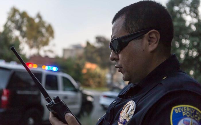 Kody politsii SSHA - Полиция США