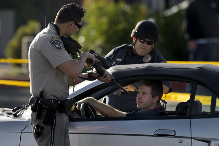Mify i pravda ob amerikanskoj politsii - Полиция США