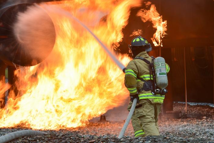 Otnoshenie k pozharnikam v SSHA - Как работает пожарная служба в США?