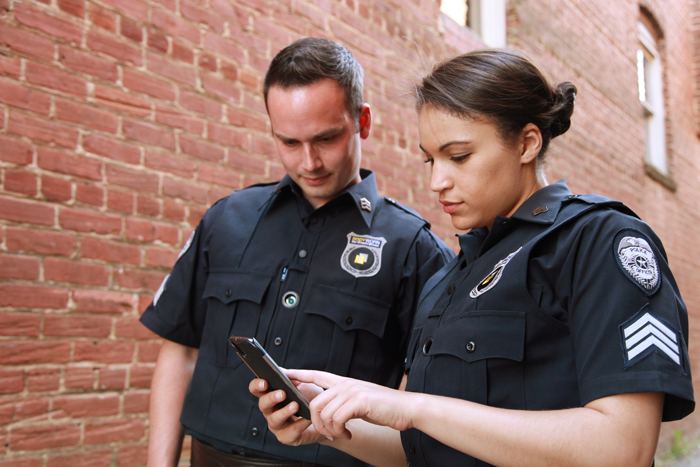 Politsiya SSHA - Полиция США