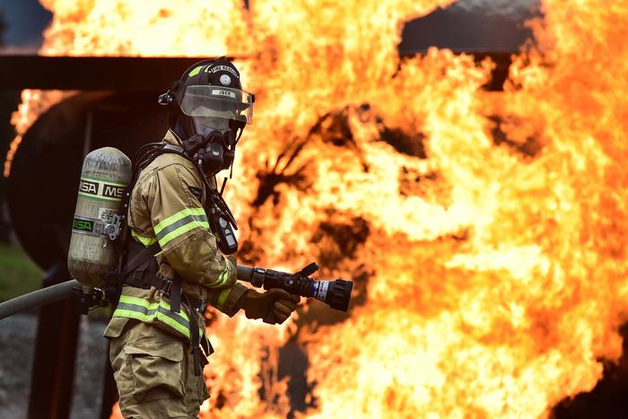 Pozharnaya sluzhba - Как работает пожарная служба в США?