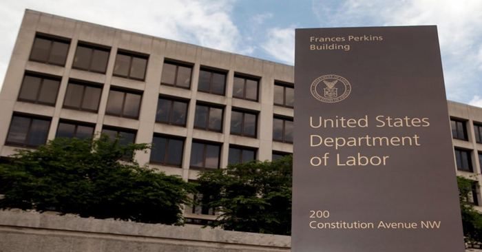 Departament zanyatosti - Пособие по безработице в США