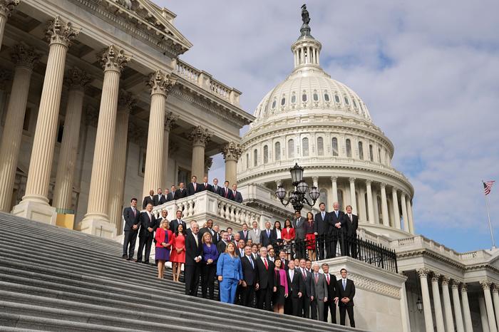 Kongress SSHA - Поправки к конституции США