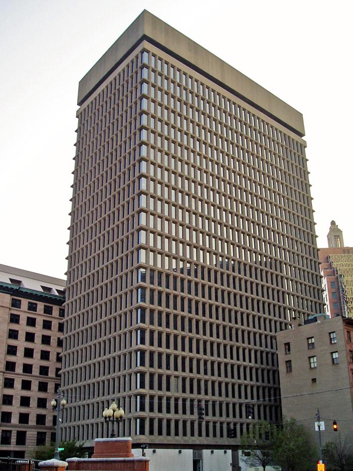 Textron Tower - Провиденс – столица Род-Айленда