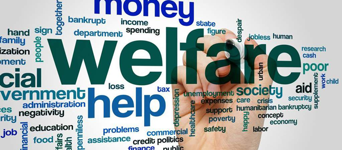 Velfer - Пособие по безработице в США