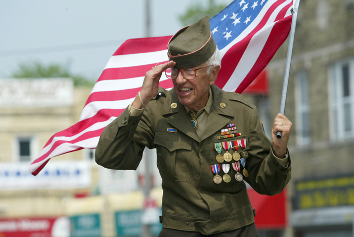День ветеранов