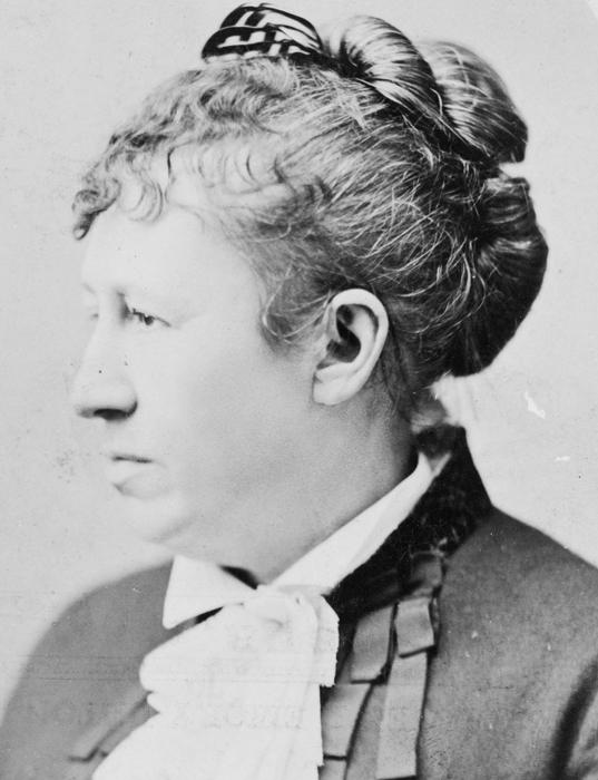 Dzhuliya Grant - Хайрем Улисс Грант - 18-й Президент США