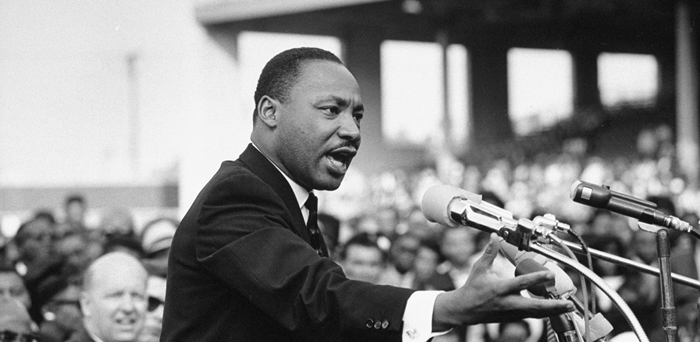 Martin Lyuter King - Праздники в США