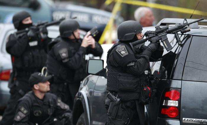 Преступность в США