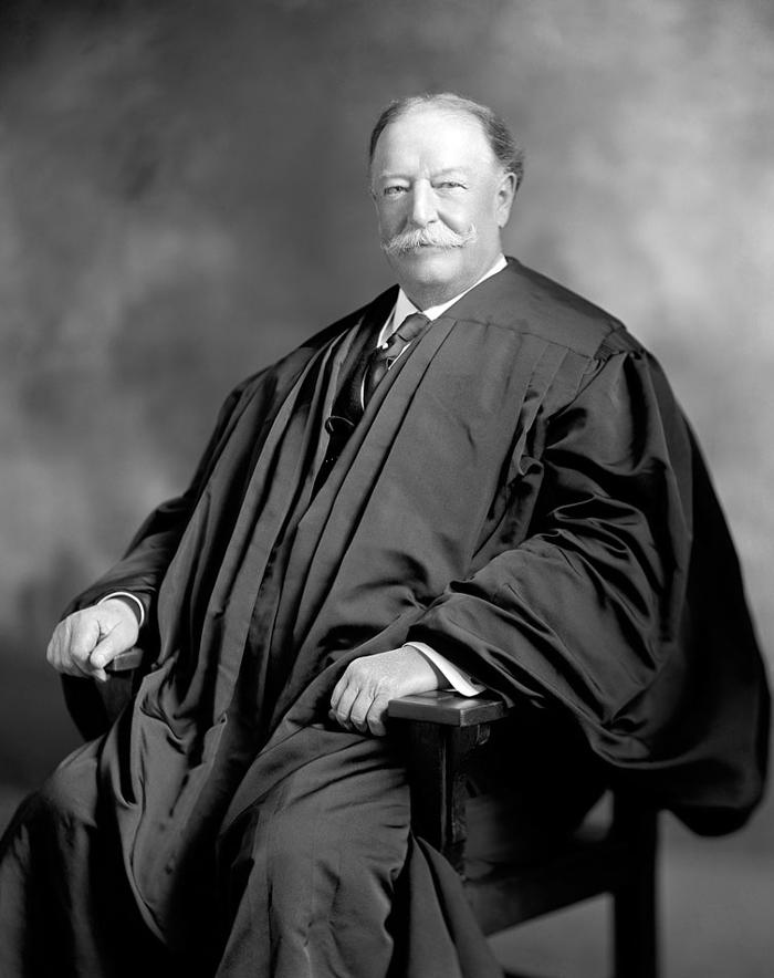 Sudya Uilyam Govard Taft - Уильям Говард Тафт - 27-й президент США