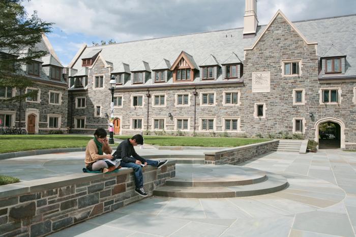 Факультеты Принстона